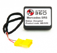 59 $ Mercedes Benz SLK R170  Passenger seat occupancy sensor emulator